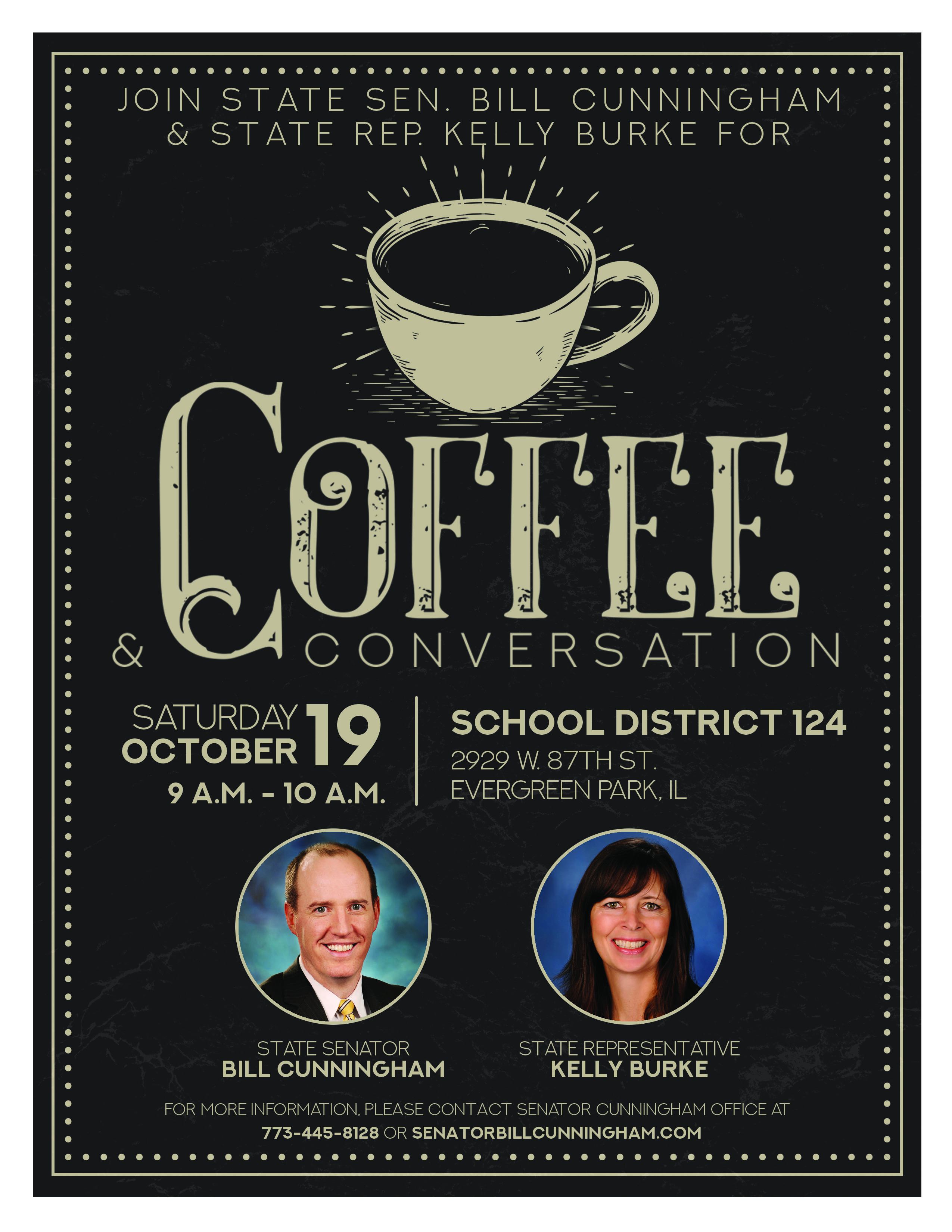 Coffee and Convo 10.19.19
